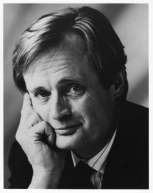 David McCallum portrait