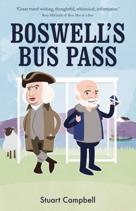 Boswell's Bus Pass by Stuart Campbell