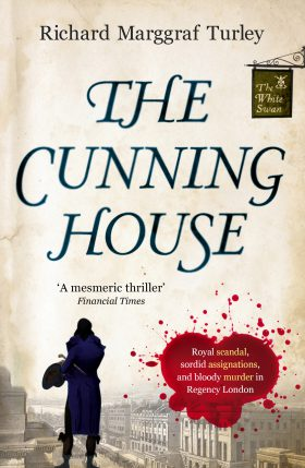 The Cunning House by Richard Marggraf Turley