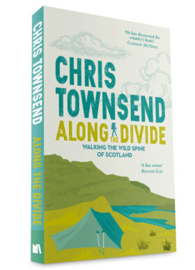 Along the Divide by Chris Townsend