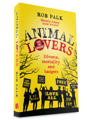 Animal Lovers by Rob Palk