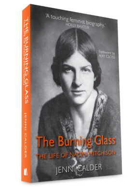 The Burning Glass by Jenni Calder