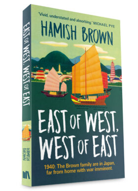 East of West, West of East by Hamish Brown