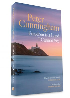 Freedom is a Land I Cannot See by Peter Cunningham