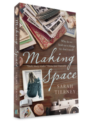 Making Space by Sarah Tierney