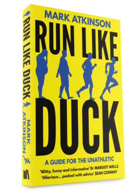 Run Like Duck by Mark Atkinson