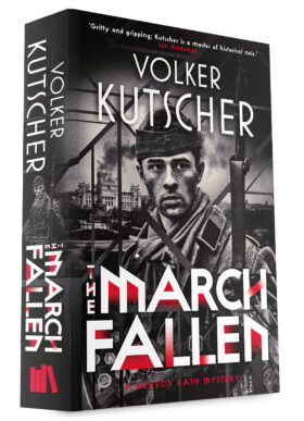The March Fallen by Volker Kutscher