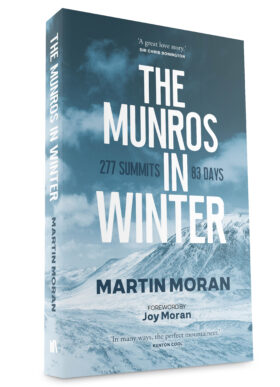 The Munros in Winter by Martin Moran