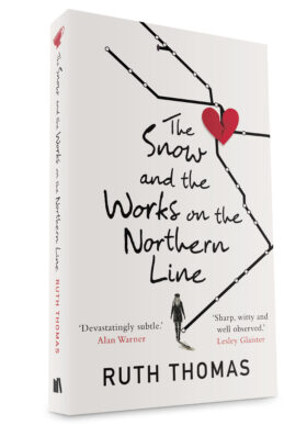 The Snow and the Works on the Northern Line by Ruth Thomas