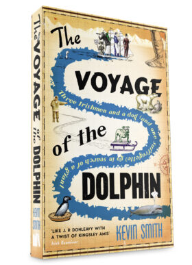 The Voyage of the Dolphin by Kevin Smith