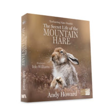 The Secret Life of the Mountain Hare by Andy Howard
