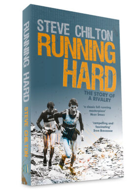 Running Hard by Steve Chilton