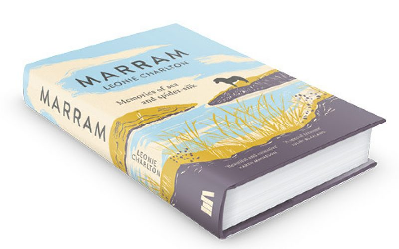 On the blog: Leonie Charlton on the books that inspired Marram