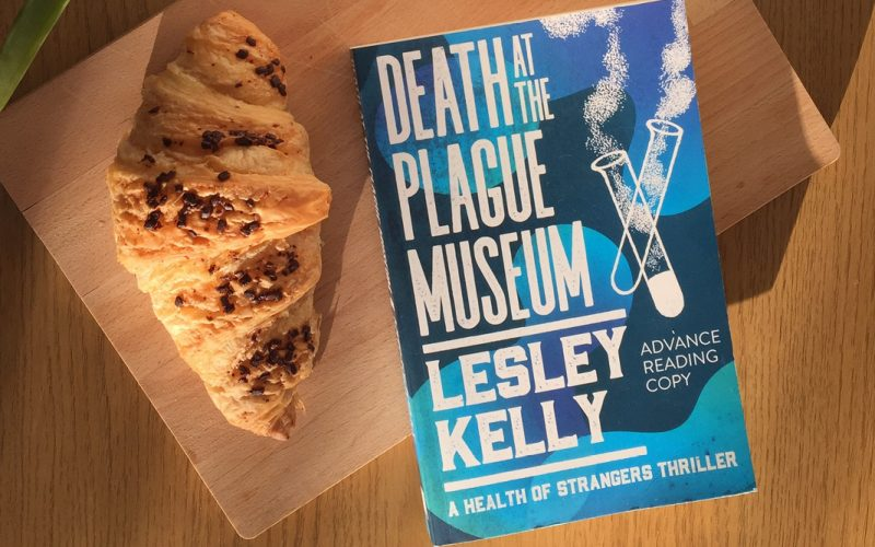 On the blog: Death at the Plague Museum on tour