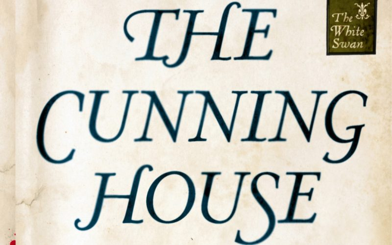 The Cunning House featured in The Guardian's Crime Fiction roundup!