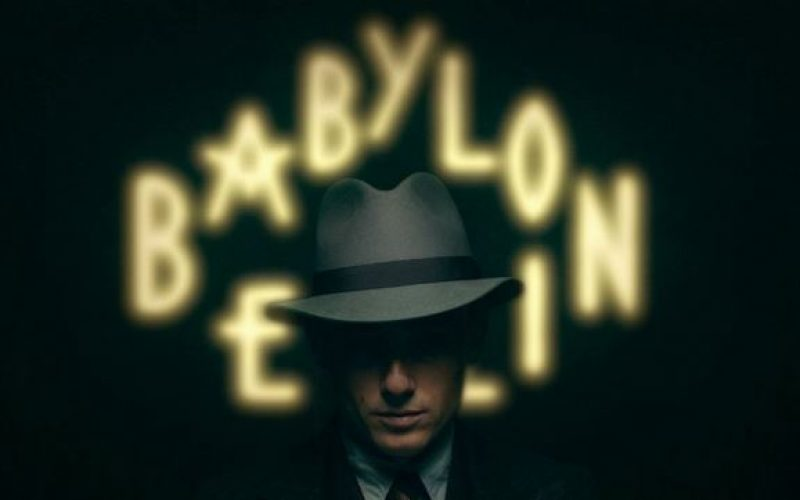 Cast news and first image for Babylon Berlin TV-series