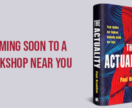 The Actuality: Sandstone acquires 'powerful, atmospheric' speculative thriller